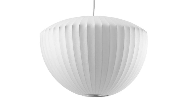 George Nelson Bubble Apple Pendant Light 50cm - Alpha Lighting & Electrics