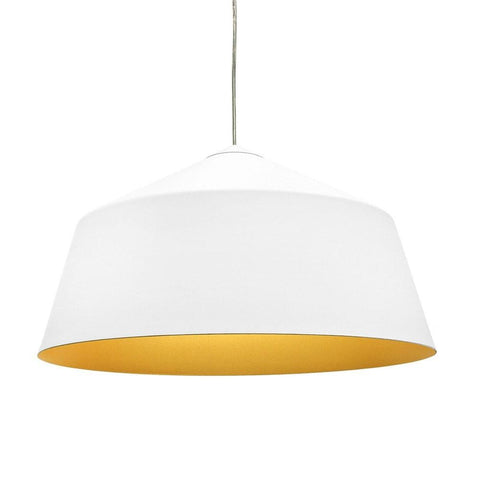Replica Corinna Warm Circus Pendant Lamp in Black or White in 56cm