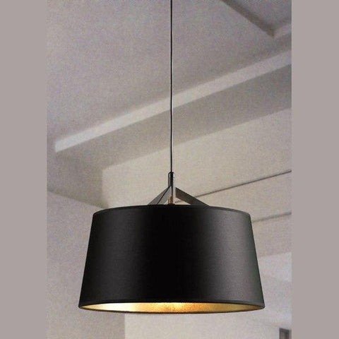 S71 Pendant Light in Black by Stephane Lebrun for Axis71 - Alpha Lighting & Electrics