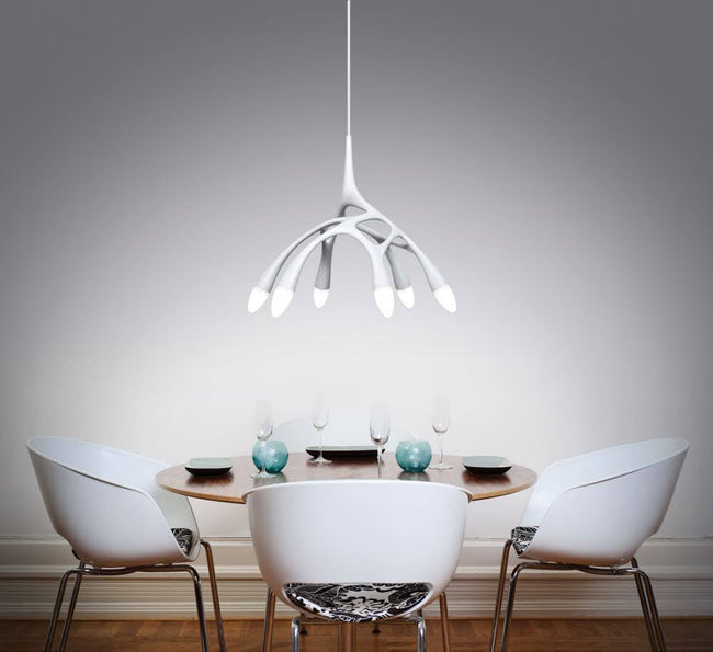 Constantin Wortmann NLC Pendant Light Glass by Next - Alpha Lighting & Electrics