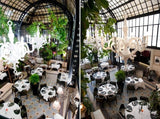 Moooi Studio Job Paper Chandelier Light in Black or White - Alpha Lighting & Electrics