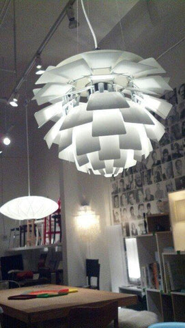 Artichoke Pendant Light by Poul Henningsen - Alpha Lighting & Electrics