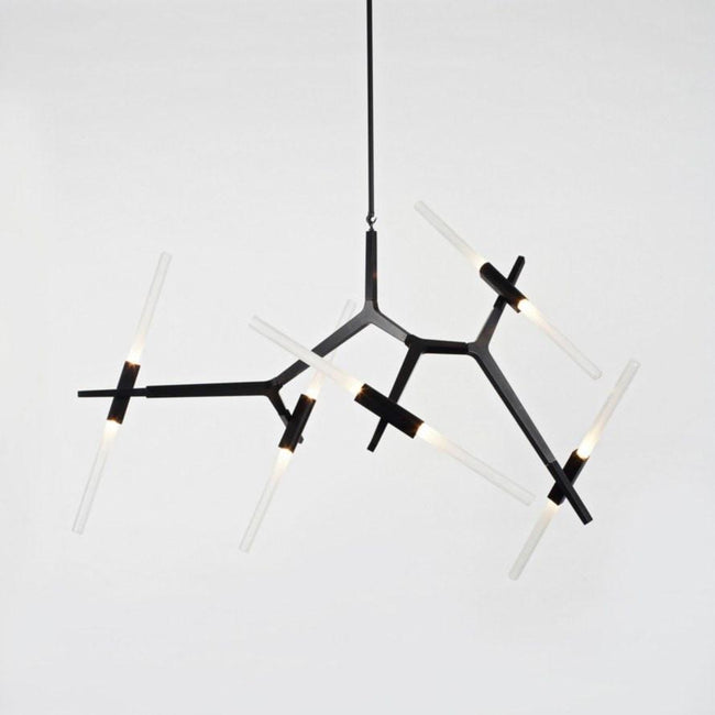 Agnes 10 Chandelier by Lindsey Adelman for Roll & Hill - Alpha Lighting & Electrics