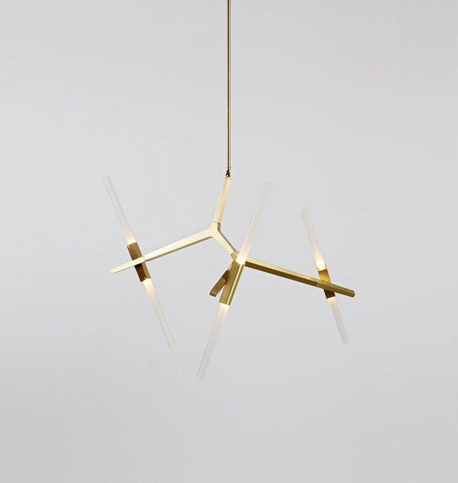 Agnes 6 Chandelier by Lindsey Adelman for Roll & Hill - Alpha Lighting & Electrics