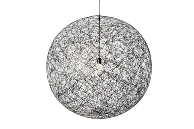 Moooi Random Pendant Lamp Light Cane in White or Black - Alpha Lighting & Electrics