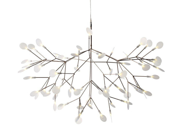 Moooi Heracleum Suspension Light in Copper by Bertjan Pot 98cm - Alpha Lighting & Electrics
