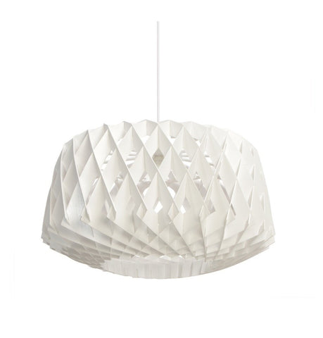 Replica Tuukka Halonen Pilke Pendant Light in Black White or Natural Birch 60cm