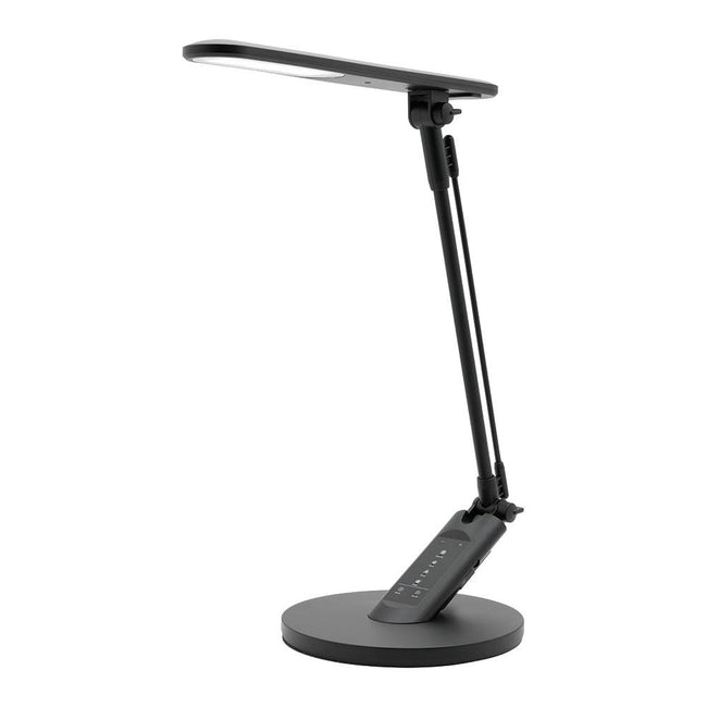 Mercator Flick 5W Touch Task Lamp with USB Port