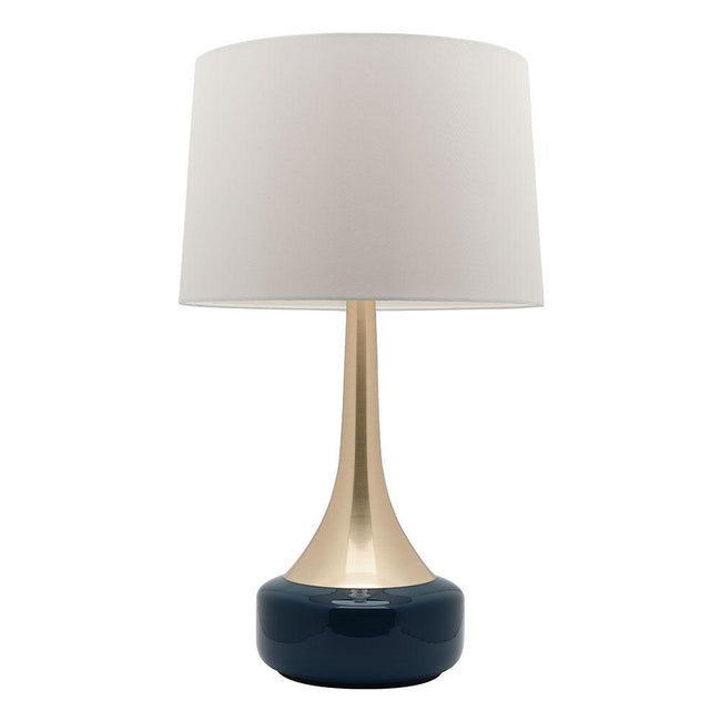 Mercator Galleria Table Lamp Brushed Brass