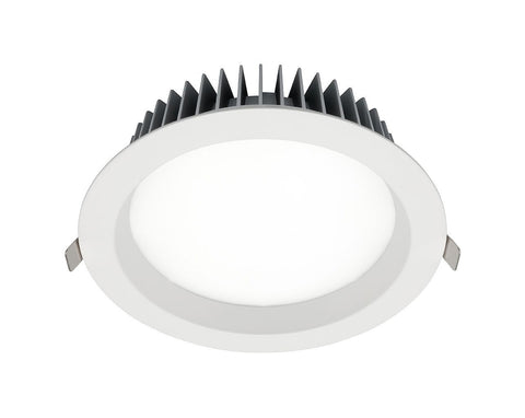 Mercator Gusto 35W Dimmable LED Downlight White Frame