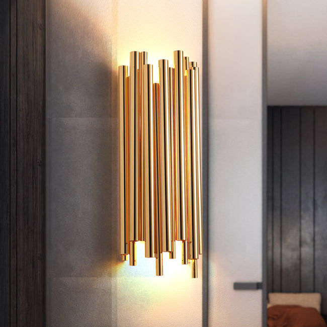 Tube Wall Sconce