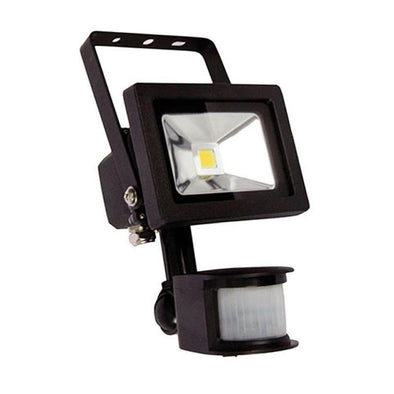 LED Flood Light Outdoor Black or White in 10W or 20W Foco Oriel Lighting - Alpha Lighting & Electrics