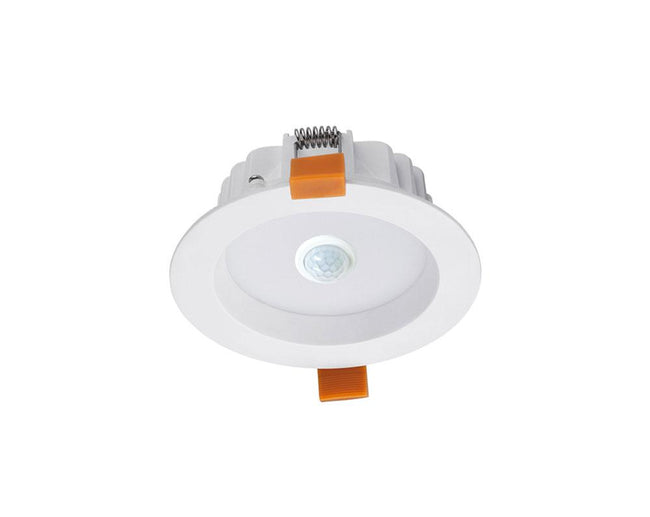 CLA Lighting 10W LED Motion Sensor Downlight Warm White