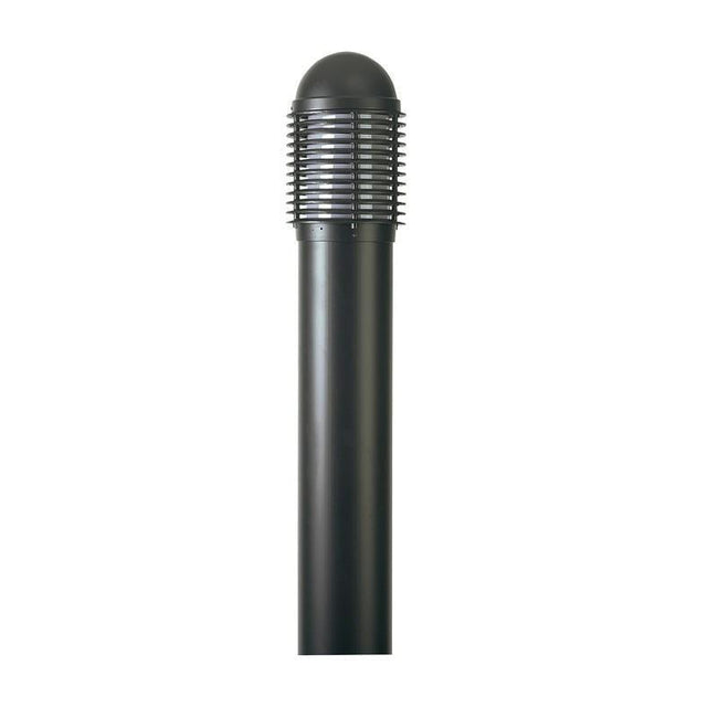 Inground Bollard Light Exterior in Black E27 120cm Velika Oriel - Alpha Lighting & Electrics