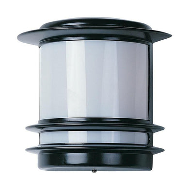 Wall Light External E27 in Black 24cm Tokyo Oriel Lighting - Alpha Lighting & Electrics