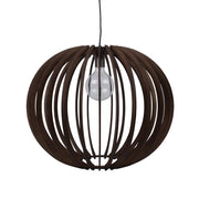 PUFFIN-60 60cm Timber 1.5M Pendant 240V - E27