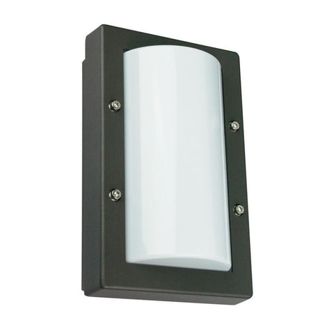 Senza Mini Premium Powdercoated Wall Light IP65 Oriel Lighting - Alpha Lighting & Electrics