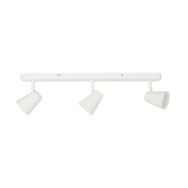 Spot Light Three Bar White GU10 in 58cm Zoom Oriel Lighting - Alpha Lighting & Electrics