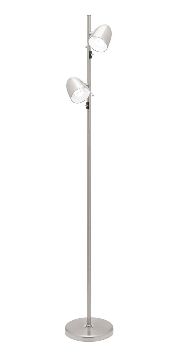 Mercator Sara 2 Light Floor Lamp