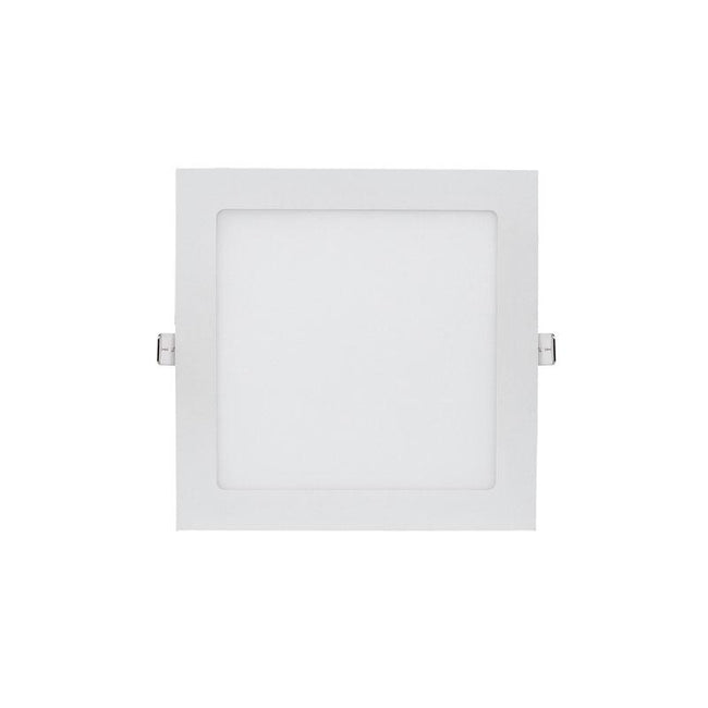 CLA Lighting Slick 12W Dimmable LED Downlight Square Recessed 5000K Cool White