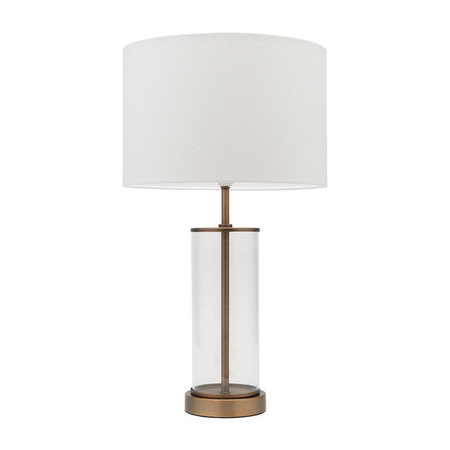 Mercator Sonya Table Lamp Aged Brass