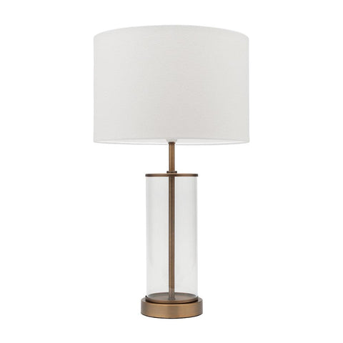 Mercator Sonia Table Lamp Aged Brass