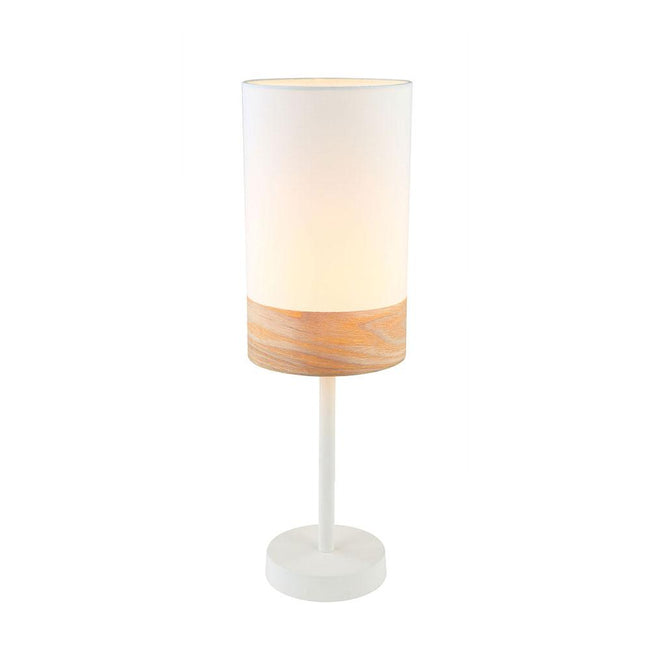Tambura Small Oblong Table Lamp
