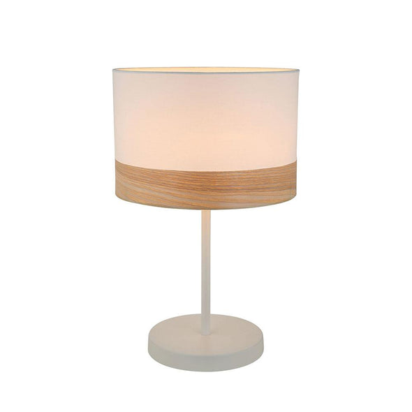 Tambura Medium Round Table Lamp