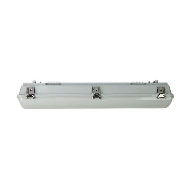 LED Wall Light Outdoor Grey w Opal 11W or 50W in 4000K Ebo Oriel Lighting - Alpha Lighting & Electrics