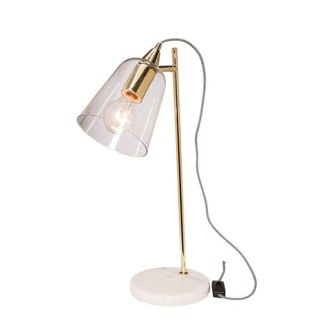 Mercator Xanthe Table Lamp Brass