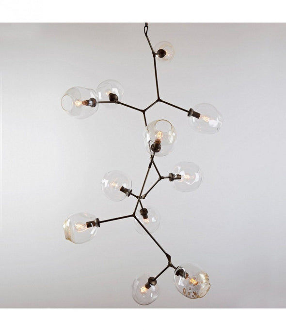 11 Arm Branching Bubble Chandelier by Lindsey Adelman - Alpha Lighting & Electrics