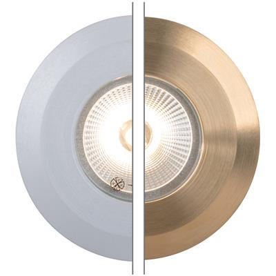 Domus Lighting Deka Round Cover to Suit Deka-Body - Solid Brass