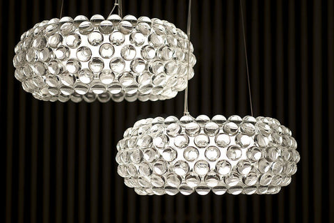 Foscarini Caboche Pendant Light Suspension by Urquiola & Gerotto - Alpha Lighting & Electrics