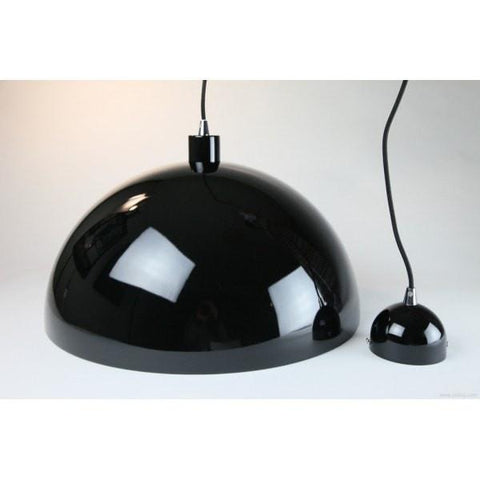 Helios Pendant Black, Black Gold or White Metal 50cm She Lights