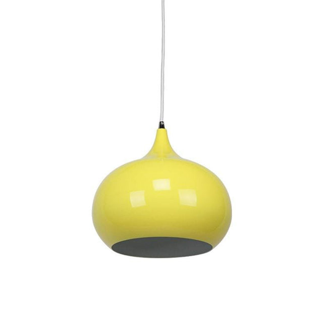 Mini Kirke Pendant Metal 20cm She Lights | Alpha Lighting & Electrics