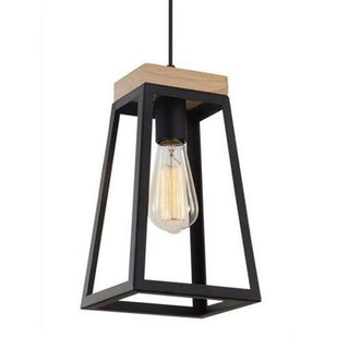 CLA Lighting Lanterna Industrial Metal Pendant