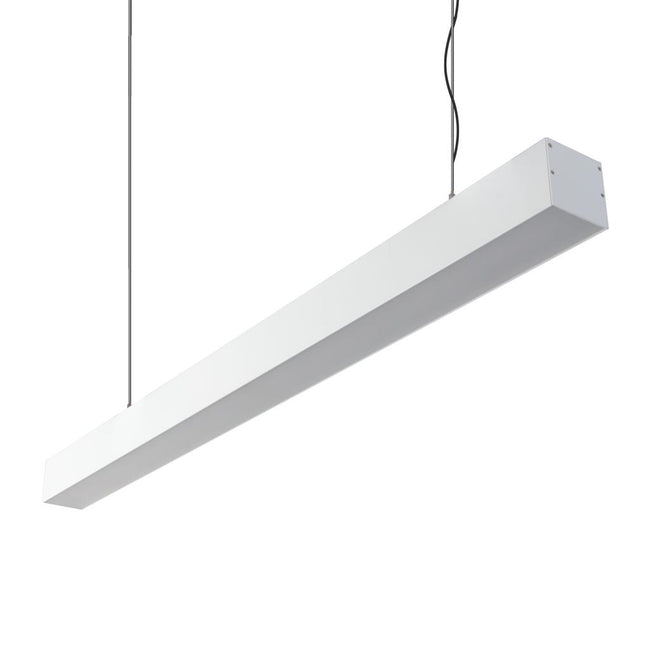Domus Lighting MAX-75MM Down Linear Pendant 21W 1M