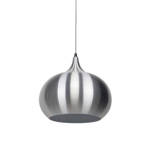 Mini Kirke Pendant Metal 20cm She Lights - Alpha Lighting & Electrics