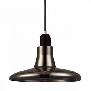 CLA Lighting Riverina Martini Glass Pendant Smoke Black