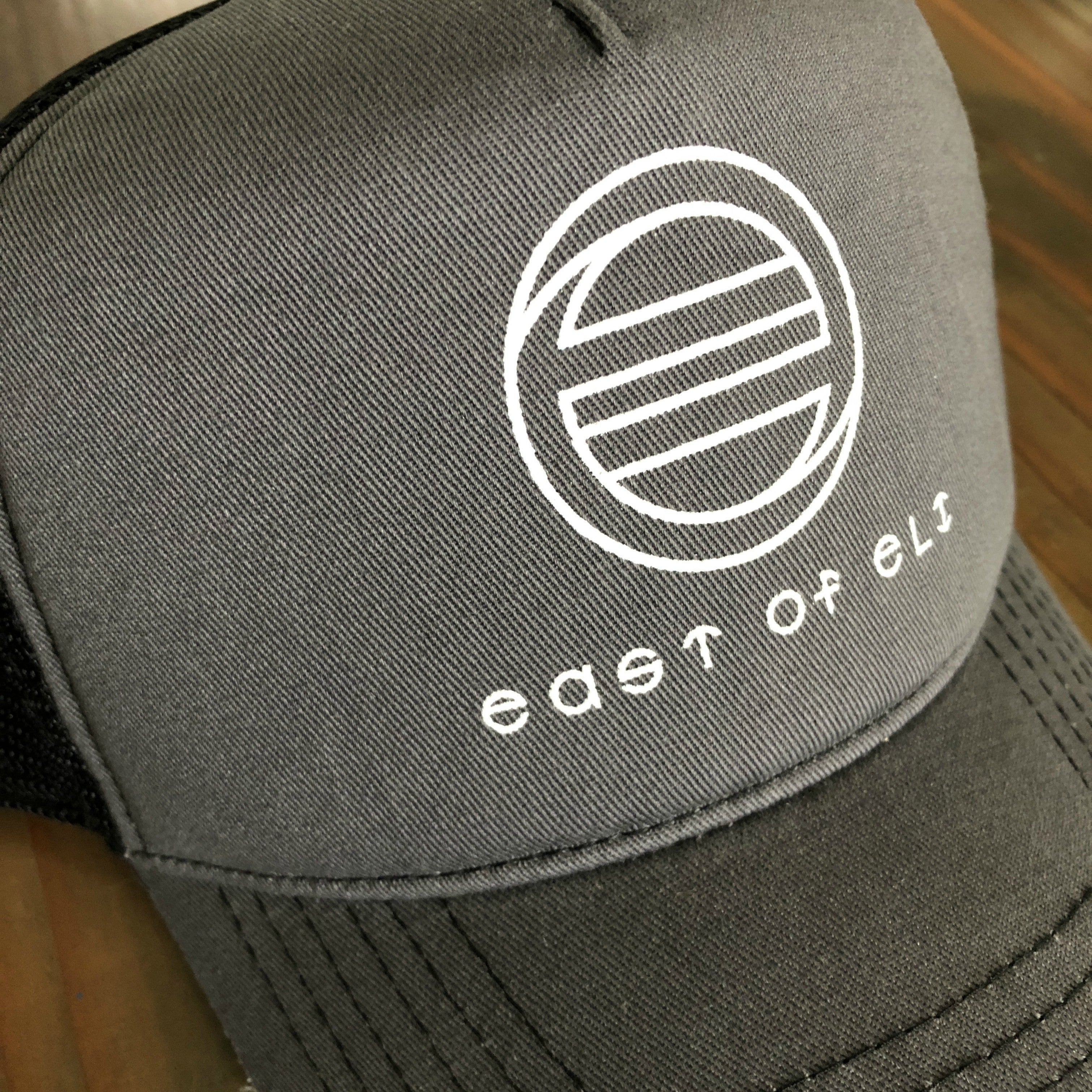 East of Eli Distressed Trucker Hat