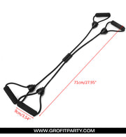 4-Way Resistance Band