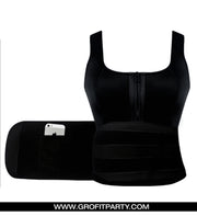Ultra Shaper Vest (Black)
