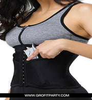 Concealed Carry Corset
