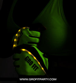 GRo Fit LED Gloves