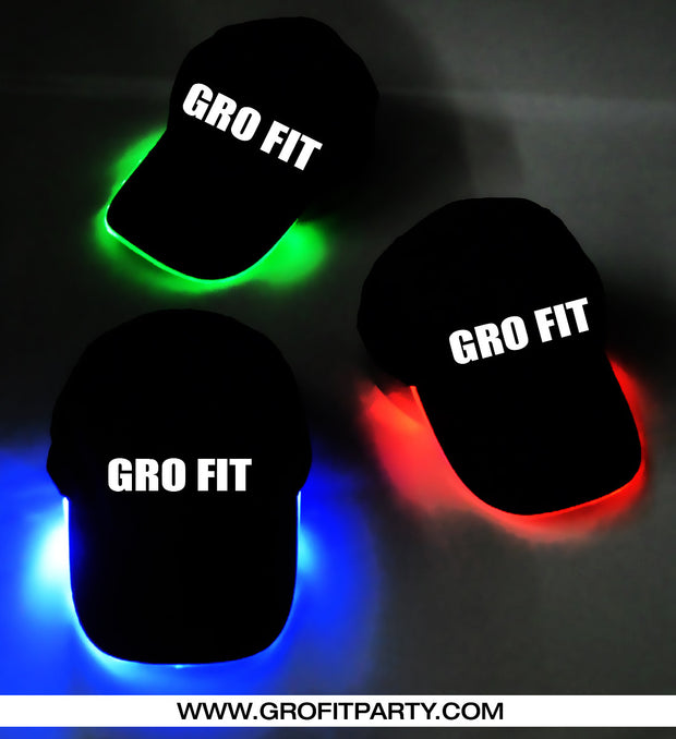 GRo Fit LED Hat