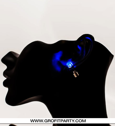 LED Stud Earrings