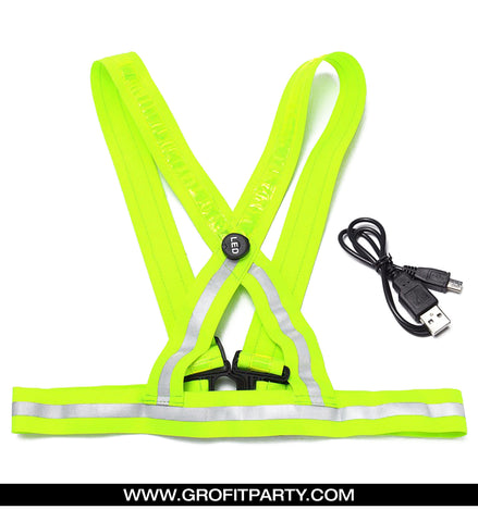 GRo Fit LED Vest