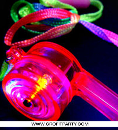 LED Flashing Whistle