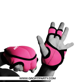 GRo Fit Weighted Gloves