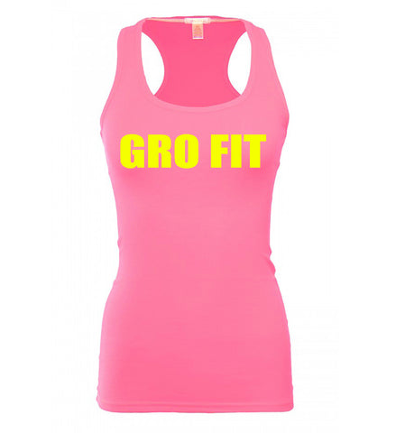 GRo Fit Ribbed Tank